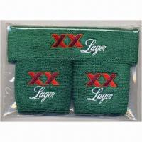 Buy cheap Terry Cotton Sports Sweatbands and Headband Set, Available for Logo Added from wholesalers
