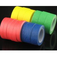 Buy cheap Cheap Price 130 Degree Rubber Glue White Masking tape,adhesive tapes,14 - Day Resist UV Blue Painters Masking Tape 60 Ya from wholesalers