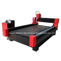 Buy cheap 1300*1800mm Heavy Duty Stone CNC Router with Rotary Axis product