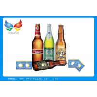 Buy cheap Beer Label Vacuum Metallized Paper Laminate Sheets Chemical Type , Width 200mm-2000mm from wholesalers