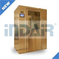 Buy cheap Single Door Cleanroom Air Shower Computer Auto Control For GMP Clean Room Project from wholesalers