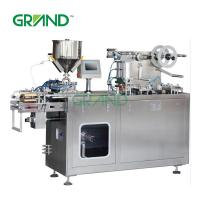 Buy cheap Thermoforming Liquid Blister Packing Machine For Butter Honey Jam Sauce DPP-150 product