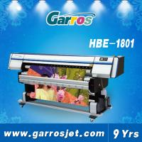 Buy cheap 100% Cotton Fabric Printer Digital textile Printing Machine Garros HBE1801 from wholesalers
