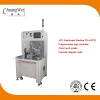 Buy cheap Automatic Hot Bar Soldering Thermostatic Heating , Soldering Machine 2 Sets from wholesalers