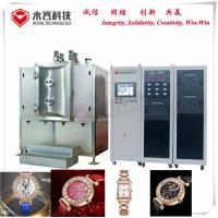 Buy cheap Watch Case Magnetron Sputtering Coating Machine , Ticn Crc Vacuum Coating Plant from wholesalers
