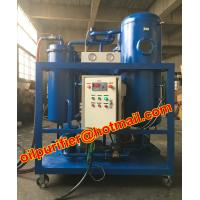 Buy cheap steam turbine oil regeneration machine ,Turbo Oil Purifier ,Turbine Oil Purification plant,Oil Water Separator factory from wholesalers