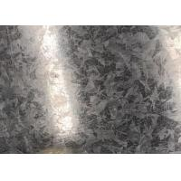 Buy cheap Big Spangle Hot Dip Galvanized Steel Sheet For Outer Walls Anti Corrosion from wholesalers