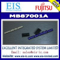 Buy cheap MB87001A - FUJITSU - CMOS PLL FREQUENCY SYNTHESIZER from wholesalers