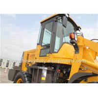 Buy cheap SINOMTP Mini Front End Loader T926L With Yunnei Engine ISUZU Strengthen Axles product