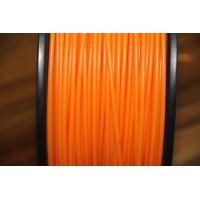 Buy cheap 3D Orange 3mm PLA Filament / 3D Printer PLA Filament , Grade A from wholesalers