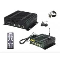 Buy cheap 4 Channel 720P AHD SD Card Mobile DVR / Audio Surveillance Recording System product