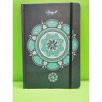 Buy cheap Personalised hard cover  custom Notebook printing with elastic from wholesalers