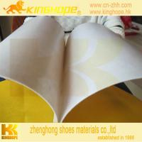 Buy cheap shoe lining-non woven chemical sheet from wholesalers