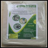Buy cheap 300GSM 4'*15' Grey Fabric Canvas Cotton Dust Supplier from China from wholesalers