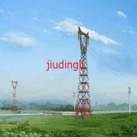 Buy cheap Steel Electric Cross /Guyed Tower from wholesalers