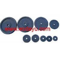 Buy cheap Dumbbell / Black Cast Iron Weight Plate (DY-WP-011) product
