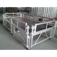 Buy cheap Tourgo Aluminum Portable Stages/wedding stage/Mobile Stages for sale from wholesalers