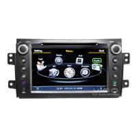 Buy cheap Autoradio For Suzuki SX4 GPS Navigation Sat Nav DVD CD Player C124 from wholesalers