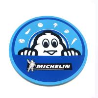 Buy cheap Customized Rubber Coaster from wholesalers