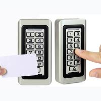 Buy cheap Waterproof RFID Security Access Access Control System With Tamper Alarm from wholesalers