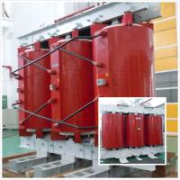 Buy cheap 6.6 KV - 125 KVA Dry Type Transformer Low Noise Dry Type Cast Resin Transformer from wholesalers