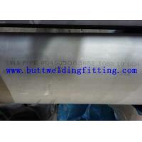 Buy cheap ASTM A213 T9 Stainless Steel Seamless Pipe For Superheater / Heat Exchanger Tubes from wholesalers