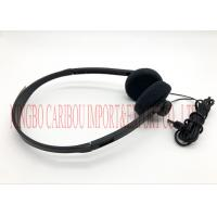 Buy cheap HIFI Earphone Foldable Stereo Headphones Headset Perfect For MP4 Player from wholesalers