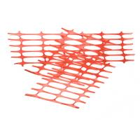 Buy cheap High Tensile Safety Barrier Fence Flexible Resinet Economy 130g / M² Weight product