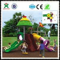 Buy cheap Backyard Outdoor Playground Equipment With Swing Sets/Outdoor Playground Park from wholesalers