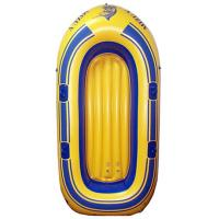 Buy cheap 2 Person Inflatable Fishing Boats , dinghy , raft EN71 / Reach5 , 6P PVC from wholesalers