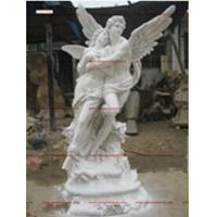 Buy cheap resin angel statue from wholesalers