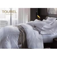 Buy cheap Poly Fiber Four Seasons Hotel Quality Bed Linen Duvet Bedding Sets 180*200  200*200 from wholesalers