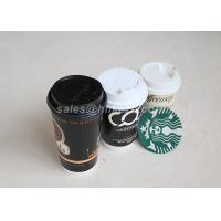 Buy cheap 8 / 12 / 16oz Disposable Custom Disposable Coffee Cups Biodegradable For Wedding Party from wholesalers