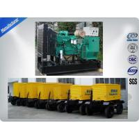 Buy cheap Brand new! Trailer Mounted 30kw / 37.5 kva generator price with USA Cummins engine from wholesalers