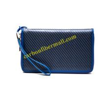Buy cheap Carbon Fiber wallet with RFID blocking card holder from wholesalers