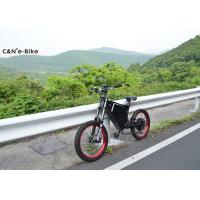 Buy cheap High speed  Colorful with lithium battery 2 wheel electric fat bike 5000w from wholesalers