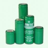 Buy cheap NiMH Battery of Size 7/5 AA with Capacity of 1,800mAh and Various Rechargeable Battery from wholesalers