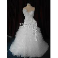 Buy cheap Wedding gowns/Wedding dresses/bridal gowns/bridal dresses BB007 from wholesalers