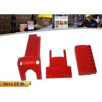 Buy cheap 180g  Ball Valve Lock Out 13 Mm To 70 Mm Size Tough Durable Plastics from wholesalers