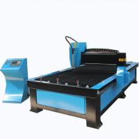 Buy cheap Metal CNC Plasma Cutting Machine 380v / 220v Voltage For Steel Tube Plate from wholesalers