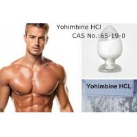 Buy cheap Prohormone Supplements Muscle growth hormone / Yohimbine HCL for Burnning Fat CAS 65-19-0 from wholesalers