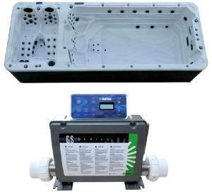 Buy cheap Balboa Control Swimming Pool  (SRP-650) product