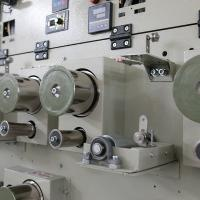 Buy cheap Bobbin Spooling Yarn Winding Machine High Strength Grooved Drum 115kg Per Section from wholesalers