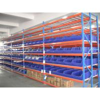 Buy cheap Long Span Medium Duty Racking System Warehouse Equipment Power Coating from wholesalers