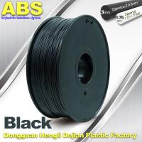 Buy cheap Good toughness ABS 3d Printer Filament materials for RepRap , Markerbot product