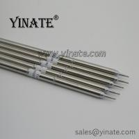 Buy cheap Silver Lead Free Soldering Iron Tips T12-BC1 T12-BC2 T12-BC3 for Hakko FX-951 Soldering Station T12 Series Solder Tips from wholesalers