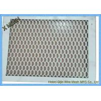 Buy cheap Professional Aluminum Expanded Metal Mesh / Metal Netting Mesh For Ceiling from wholesalers