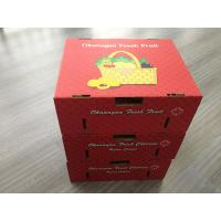 Buy cheap Corrugated Board Fruit Carton Box from wholesalers