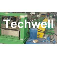 China High Speed 0 - 10m/min Cable Tray Forming Machine With IP55Motor Protection on sale