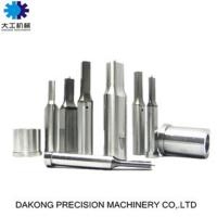 Buy cheap DME/ISO/HASCO/DIN standard hardened die punches from wholesalers